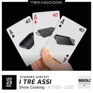Teknocook I TreAssi