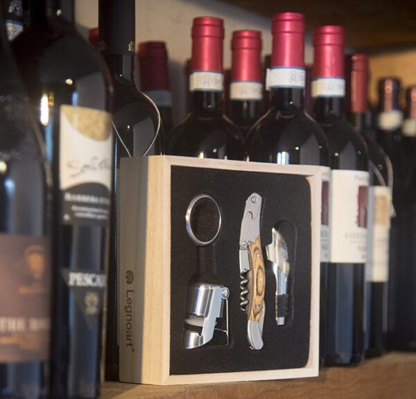 Set vino Memorabile