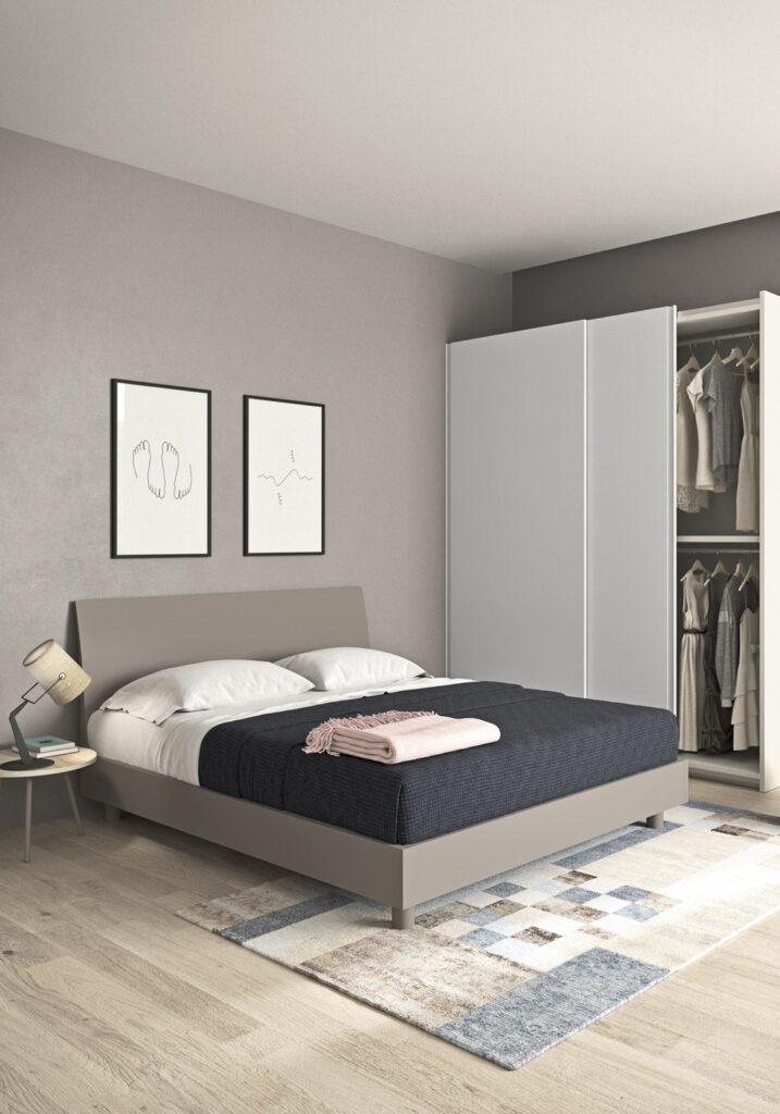 battistella cinquanta3 Teknocook composizione camera da letto